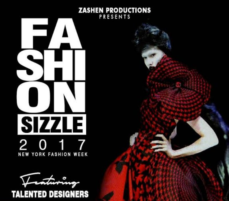 Fashion Sizzle Show Independent Designer Showcase New York