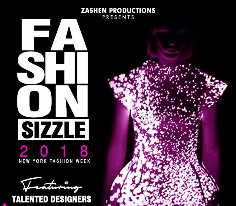Fashion Sizzle NYFW Fashion Show 2018