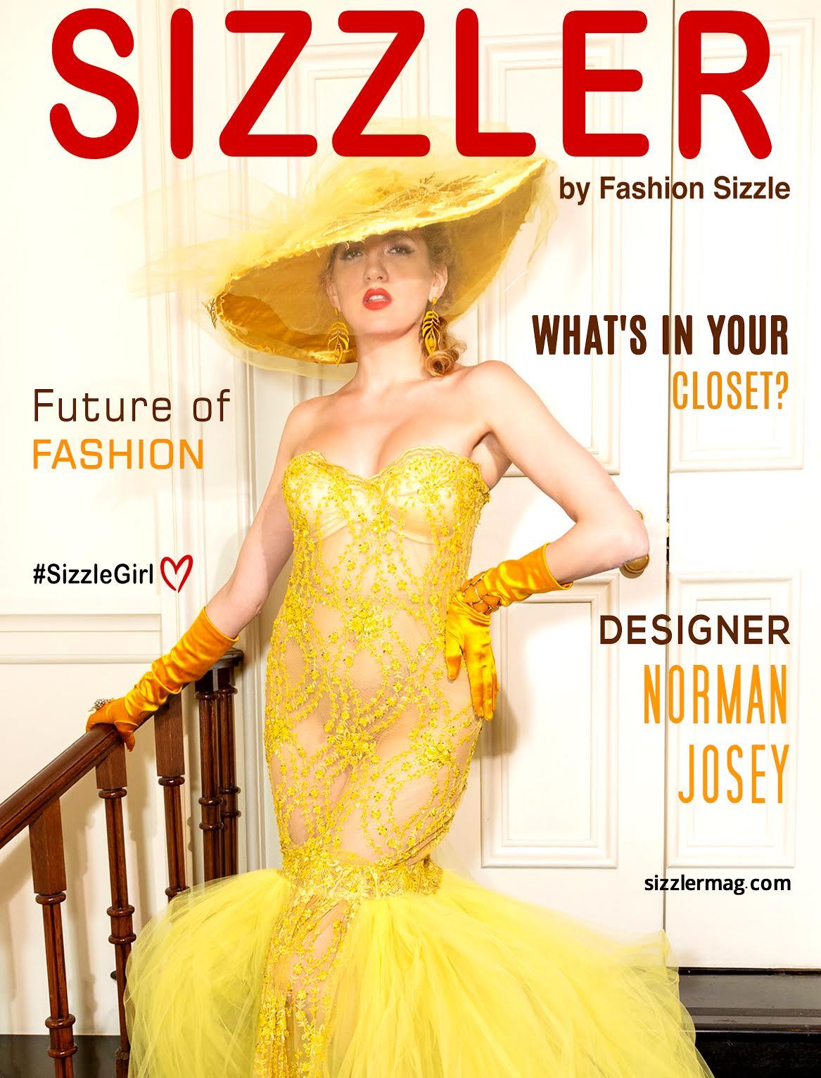 Sizzler Magazine A Digital Fashion & Lifestyle Magazine Launches
