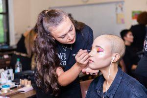 Behind The Scenes Beauty Fashion Week 2019